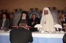 Daniel, Romanya'nın Patrik ve Bartholomeos