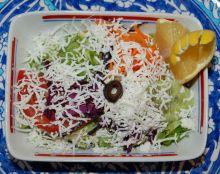 Şef Salatası